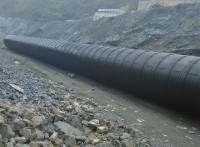 通道,公路涵洞波纹涵管质优价廉宿迁金属波纹涵管