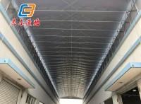 广州白云活动雨棚布,电动雨蓬,折叠仓库帐篷厂家制作工程