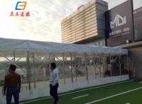 广州海珠大型推拉蓬/仓库帆布帐篷/雨篷安装方便