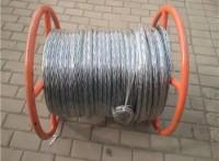 杜邦丝牵引绳 高强度导线传导绳 船用迪尼玛缆绳 码头绳