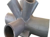 铸钢节点厂家长期供应铸钢空心球节点