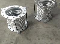 不锈钢内压式波纹补偿器 烟道风道膨胀节 伸缩节