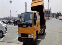 供应九江江铃双排自卸式垃圾车,公路养护两用自卸车厂家