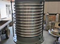亿丰管道不锈钢波纹内压式波纹补偿器 耐压膨胀节