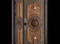 定制别墅欧式铸铝门