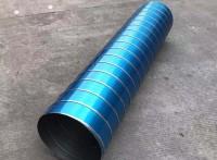生产厂家排风管道镀锌螺旋风管工业除尘废气处理