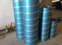 304不锈钢通风管厂房车间排烟风管定制
