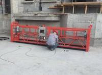 全河南出售630电动吊篮及吊篮配件,外墙施工电动吊篮