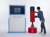 郑州心理咨询室设备采购,厂家现货直供,智能击打呐喊宣泄仪