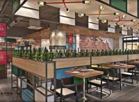 济南餐饮馆餐厅餐饮店快餐店火锅店装修设计公司