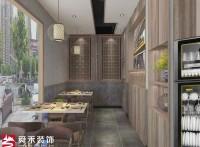 济南餐饮连锁加盟早餐店快餐店装修设计公司