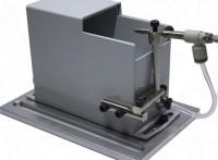 LEISTO自动机用烙铁头清洗器锡渣清洗盒