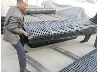 杭州+舟山常用的地下车库疏水板规格与推荐