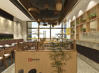 淄博早餐店快餐店包子店粥铺装修设计公司