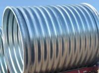 钢波纹管管马蹄形钢波纹管涵供应
