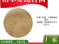 枯草芽孢杆菌动物饲料添加剂发酵剂水产养殖*菌1000亿