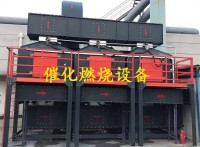 催化燃烧设备  废气处理设备  催化燃烧价格 蓄热式催化燃烧