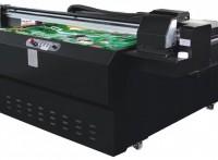 2021款深龙杰参展平圆一体酒瓶打印机,春糖会uv打印机