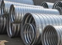 拼装波纹钢管价格便宜 锡林郭勒盟直径4米钢波纹管
