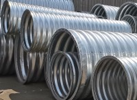 大理直径3米钢波纹管 环形钢波纹管涵热卖