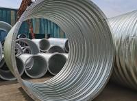 螺旋钢波纹管涵保质保量 波纹钢管厂家供应