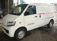 广州租电动面包车,电动货运车租赁