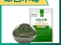 绿色木霉菌粉 有机生物肥料菌剂 秸秆腐熟剂生物菌剂50亿