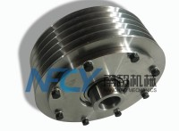 洛陽馳風JGC5076TSL吸塵車錐孔自動離合器