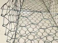 PET聚酯石籠網箱 PET聚酯格賓網 PET聚酯石籠網