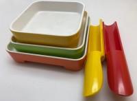 上海壹粵密胺餐具串串盒子盤子,酸菜魚片盤仿瓷餐具定制
