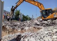 紹興化工設備工廠整體拆除化工廠拆除專業拆除公司