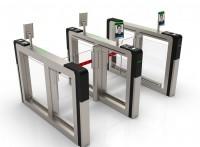 人臉識別閘機人臉測溫閘機健康碼核驗閘機