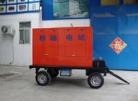 山东柴油发电机20千瓦临时发电机应急手提发电机组