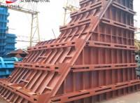 三明市供应靠船墩模板 钢模板设计生产厂家直营