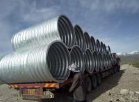 金属波纹涵管钢波纹管涵专业生产厂家