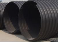 廠家直供+HDPE鋼帶增強螺旋波紋排水管
