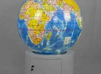 百諾教育科技 定做超大號地球儀 地理教具定制