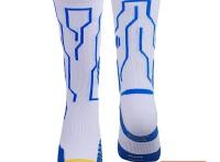 俊美隆男女子轮滑袜加厚防滑缓震