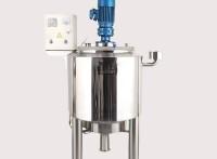萬州鴻謙 304不銹鋼攪拌罐單層攪拌罐 廠家直供支持來圖定制