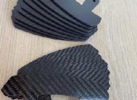 3K碳纤维板 高强碳纤维板 汽车飞机机械碳纤维配件