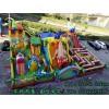 兒童樂園——充氣城堡多少錢一臺