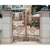 不銹鋼花盆架——泉州哪有供應高質量的歐式庭院大門
