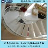 精品玻璃楼梯定制、南京专业旋转楼梯厂家