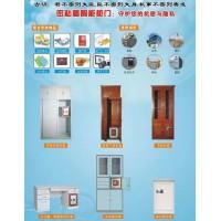 定制智能柜门、全铝柜门、智能主机柜门