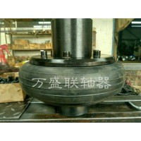 UL系列橡胶轮胎式联轴器厂家 湖北省轮胎联轴器价格