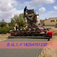 混凝土摊铺机 三辊轴整平机 螺旋四滚轴