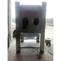 阳江喷砂机不锈钢材质湿式打砂机 环保无尘