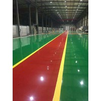 地坪漆涂裝系統