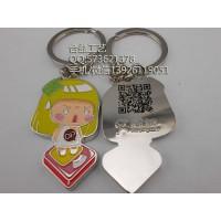 生肖钥匙扣、金属钥匙扣、衣服钥匙扣、各类钥匙扣定制
