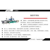 四工序双位开料机产品介绍: